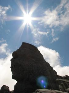Sfinxul Bucegi