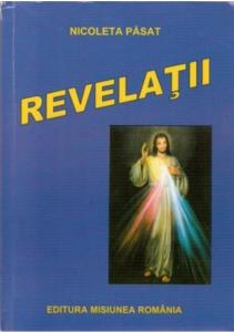 Revelatii Nicoleta Pasat coperta carte