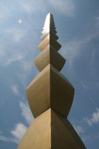 Brancusi coloana infinitului