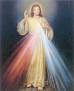 Binecuvantarea lui Isus