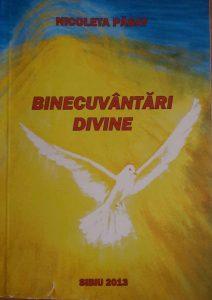 Binecuvantari Divine Nicoleta Pasat 2013