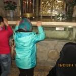 Te aștept să vii și în casa mea din Ierusalim ( 28 martie 2014)
