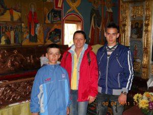 In M. Cetatuia la Sf Ioanichie