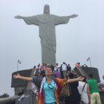 În călătorie prin  ținuturile Americii de Sud
